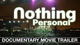 Трейлер документального фильма «Ничего личного» ('Nothing Personal').