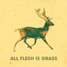 All Flesh Is Grass - s/t. Треки звучат так, словно основатель Mo'Wax вспомнил, зачем он занимается музыкой.