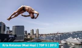 Kris Kolanus (владелец Mad-Hop). Персональный ТОП 5 за 2013.