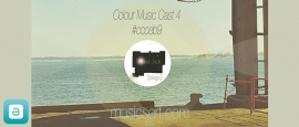 Colour Music Cast 4: #ccceb9