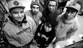 DJ Bloodbeats, Capella, CyberSlut, Garimastah, AKim