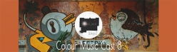 Colour Music Cast 8 (#c56134)